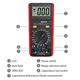 Proster LCR Meter LCD Capacitance Inductance