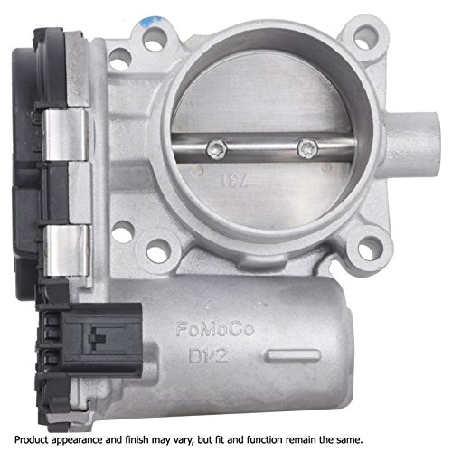 Fuel Injection Throttle Body-Natural Cardone 67-1013 Reman