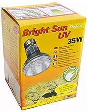 Lucky Reptile BSD-35 Bright Sun UV Desert, 35 W, lampa metalowa do oprawki E27 z promieniowaniem UVA i UVB (wymagany statecznik)