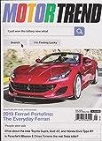 Motor Trend Magazine May 2018