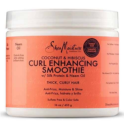 SheaMoisture Coconut Hibiscus Enhancing Smoothie