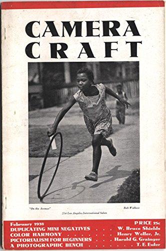 - Camera Craft Magazine February 1938