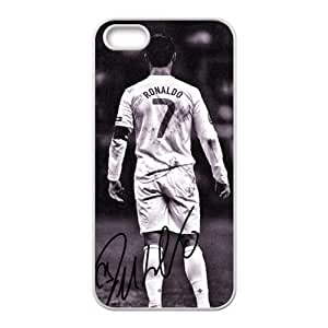 soccer is my life cr7 Phone Case for iPhone 5S Case