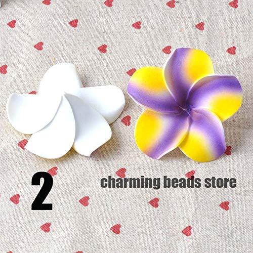 Artificial-Plumeria-30Pcs-Plumeria-Hawaiian-Foam-Frangipani-Artificial-Flower-for-Wedding-Party-Decoration-7Cm7