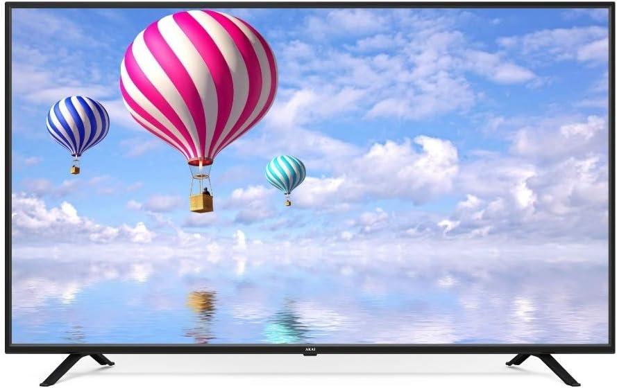 AKAI TV LED AKTV6536 Wireless Smart TV 65