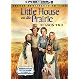 Little House On The Prairie Season 2 Deluxe Remastered Edition [DVD]