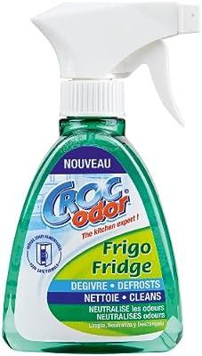 Croc Odor - Ambientador - Spray nevera - Limpiador/anti-givre ...