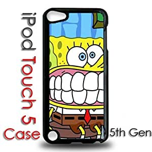 IPod 5 Touch Black Plastic Case - Spongebob Squarepants Kimberly Kurzendoerfer