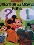 Mickey's Question and Answer Book, Ronnie Krauss, 0448165651