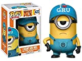 I Heart Gru Minion Despicable Me 3 Exclusive Bundle Animated Movie + Minion Pop character toy pack