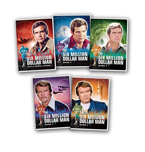 Six Million Dollar Man: The Complete Series
