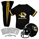 Franklin Sports NCAA Missouri Tigers Deluxe Youth Team Uniform Set, Small