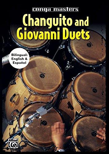 Giovanni Conga - Conga Masters: Changuito And Giovanni Duets [Instant Access]