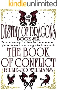 The Book of Conflict (The Destiny of Dragons 6)