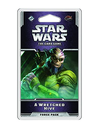 Star Wars LCG: A Wretched Hive (Star Wars The Card Game)