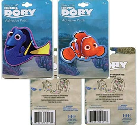 Disney Finding Dory Dory Patch