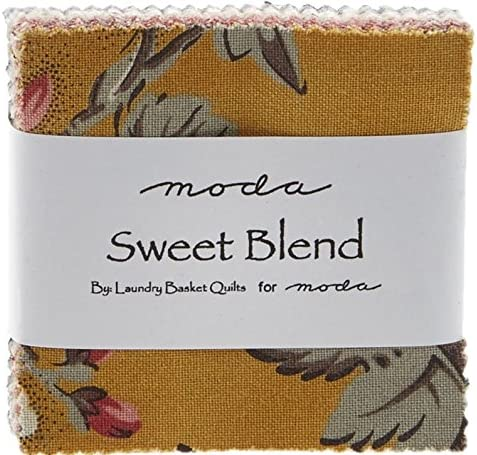 Moda Fabric Sweet Blend Mini Charm Pack: Amazon.es: Hogar