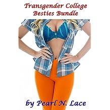 Transgender College Besties Bundle (2 TS Stories) (A Naughty Bundle of Fun Book 6)