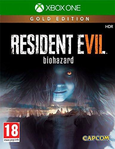 Resident Evil VII: Biohazard - Gold Edition: Amazon.es: Videojuegos