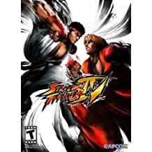 Street Fighter IV [Online Game Code]