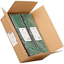 """Cedar Creek Premium 12"""" Microfiber Mop Refill Pad with Hook & Loop Style Attachment, Universal Fit, Replacement Pad for Cedar Creek Bathroom Cleaning Kit, Green, 36 Count Full Case Value Pack"""