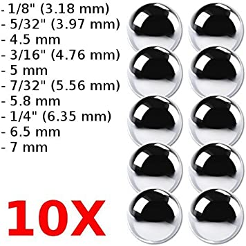 Bearing cage 22 balls 5//32 oversize headset 1-1//4 43mm RIDEWILL BIKE Bike