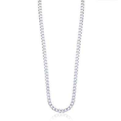 Taraash 925 sterling silver chain for men silver acdh1506c20in taraash 925 sterling silver chain for men silver acdh1506c20in mozeypictures Images