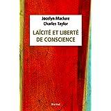 Laïcité et liberté de conscience (Essais et Documents)