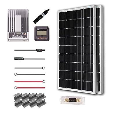 Renogy 12 Volt Solar Premium Kit(100D)