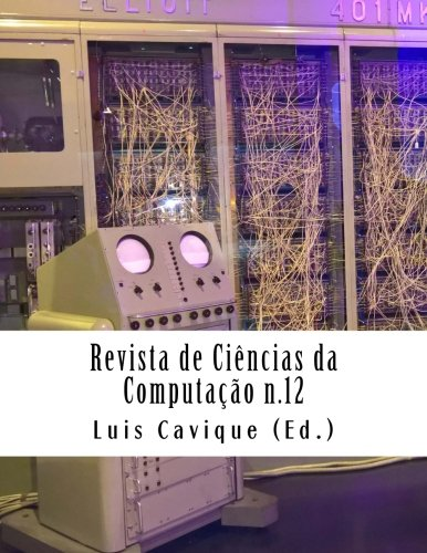 Read Online Revista de Ciências da Computação n.12 (Portuguese Edition) pdf epub