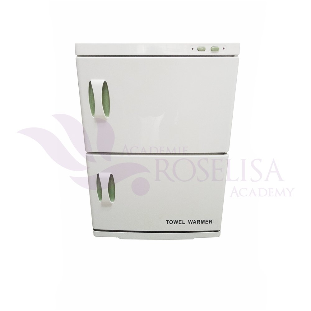 High Quality 46L Double Towel Warmer with UV Sterilizer Roselisa Inc.