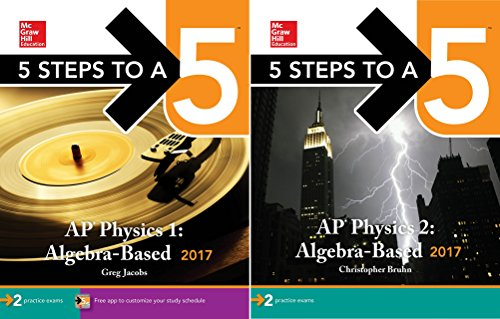 5 Steps to a 5: AP Physics (2 Book Series)