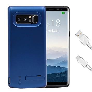 Funrose - Carcasa para Samsung Galaxy Note 8 (batería ...