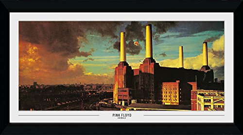 50/x 100/cm 55/x 105/x 1.8/cm con Stampa Artistica Legno Animali GB Eye Ltd Pink Floyd Diversi