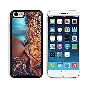 Landscape Colorful Autumn Apple iPhone 6 TPU Snap Cover Premium Aluminium Design Back Plate Case Customized Made to Order Support Ready Liil iPhone_6 Professional Case Touch Accessories Graphic Covers Designed Model Sleeve HD Template Wallpaper Photo Jack wangjiang maoyi