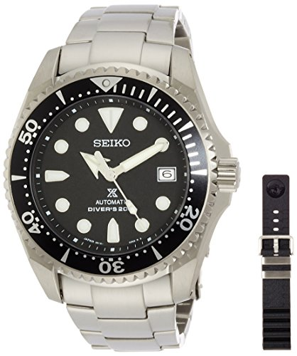 - PROSPEX watch diver mechanical self-winding (with manual winding) Waterproof 200m hard Rex SBDC029 Men's--(Japan Import-No Warranty)
