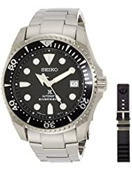 PROSPEX watch diver mechanical self-winding (with manual winding) Waterproof 200m hard Rex SBDC029 Mens--(Japan...