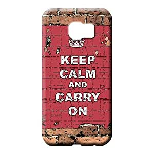 samsung galaxy s6 edge - Appearance Slim Fit New Arrival Wonderful cell phone carrying cases kcco famous top?brand logo