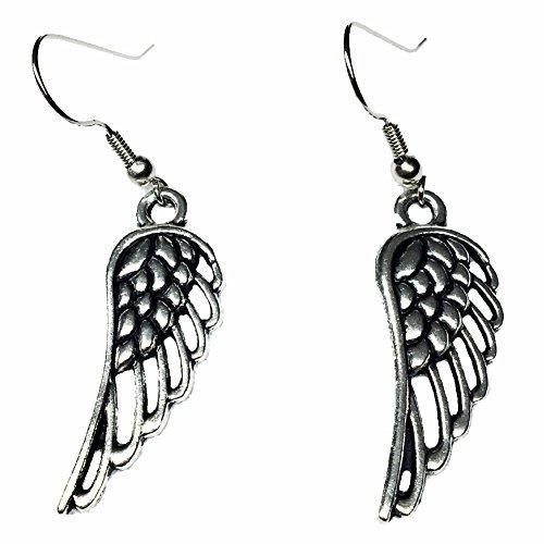 Angel Gabriel Costume For Men (Supernatural Angel Earrings)