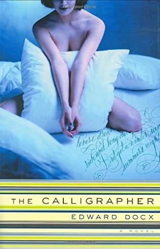 book cover of The Calligrapher