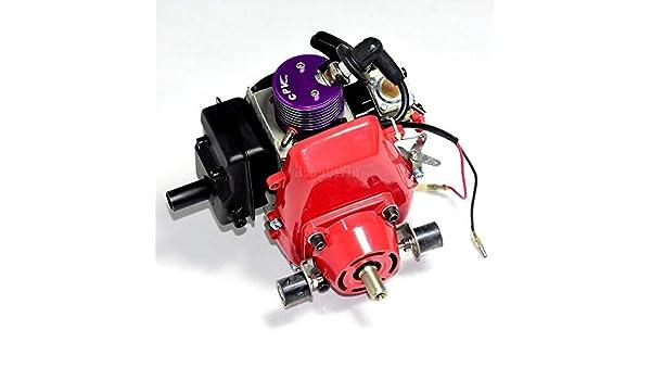 Amazon com: ECHOBBY RC Boat Gasoline Engine 26CC: Toys & Games