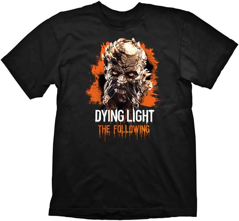 Dying Light Volatile Following S - Camiseta de manga corta para ...