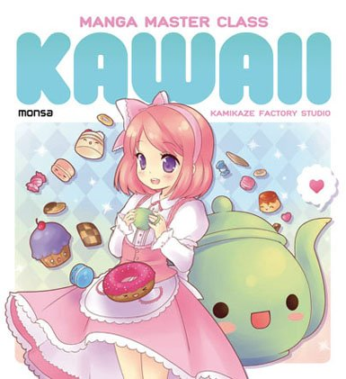 manga-master-class-kawaii-kamikaze-factory-studio-english-and-spanish-edition