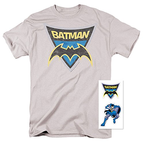Batman: The Brave and The Bold Batman Shield T Shirt