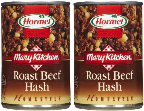 Hormel Roast Beef Hash, 15 oz, 2 pk