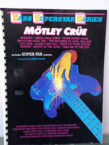 Motley Crue: Bass Superstar Series ()