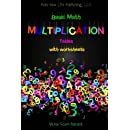 Basic Math Multiplication Tables with Worksheets: Basic Math Multiplication Tables with worksheets will help you put these math facts to memory and ... Math is simple when you know the basics.