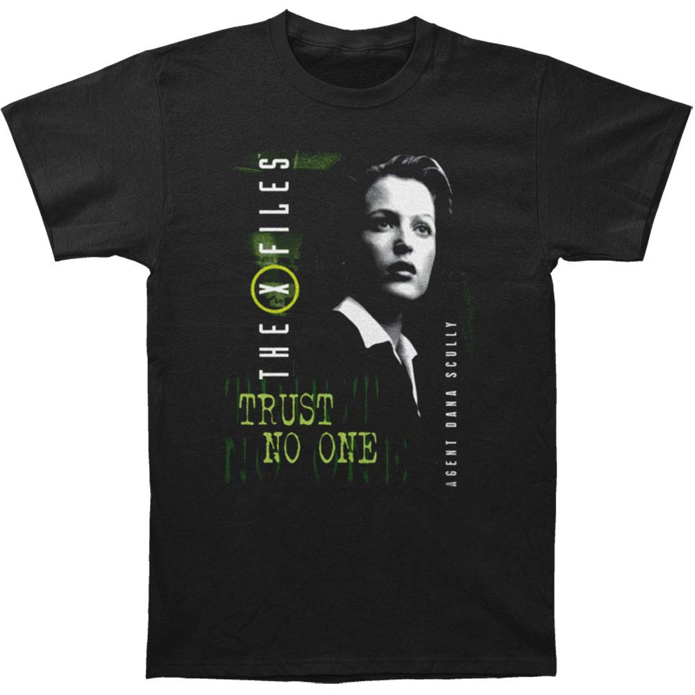 Scully The X Files Adult T Shirt 1421