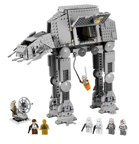 Amazon Lego Star Wars At At Walker 8129 Toys Games