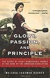Glory, Passion, and Principle, Melissa Lukeman Bohrer, 074345331X